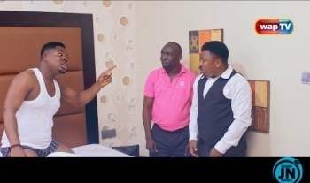 COMEDY VIDEO: Akpan and Oduma  - Man Power